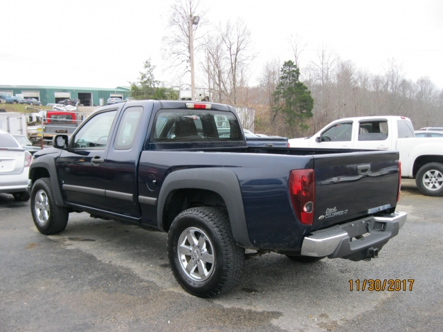2012 GMC Canyon 4x4 Ext. Cab