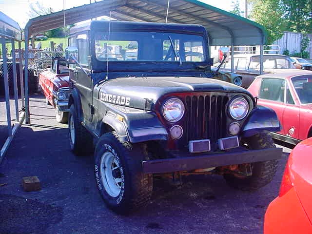 1973 Jeep Renegade
