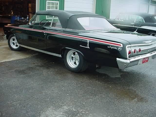 1962 Impala Convertible