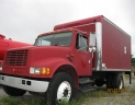 1993 INTERNATIONAL 4700 BOX TRUCK